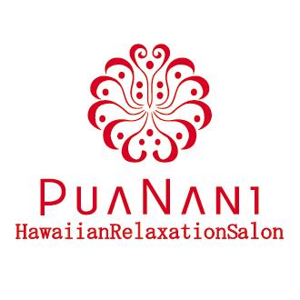 PUANANI-埼玉県ふじみ野市のロミロミマッサージを中心としたリラクゼーションサロンのロゴデザイン