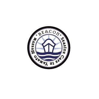 seaside cafe BEACON-広島県呉市大和ミュージアム横のカフェレストラン・ロゴデザイン