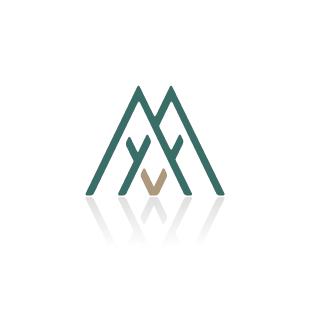 武蔵野不動産相談室株式会社-MUSASHINO REAL ESTATE-東京都杉並区阿佐谷にある不動産に関するコンサルティング業務を行う会社のロゴマーク作成
