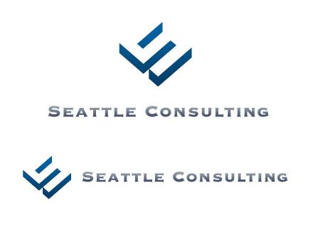 シアトルコンサルティング株式会社-SEATTLE CONSULTING-東京都千代田区にあるWEBアプリケーションの開発を行っている会社のロゴマーク作成