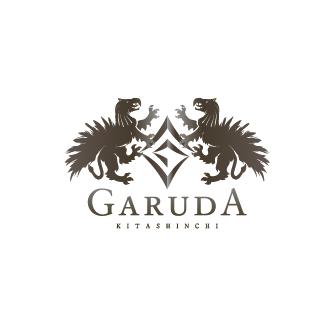 ガルーダ北新地-GARUDA KITASHINCHI-大阪府大阪市北新地にある会員限定の高級メンズエステ&アロママッサージサロンのロゴマーク作成