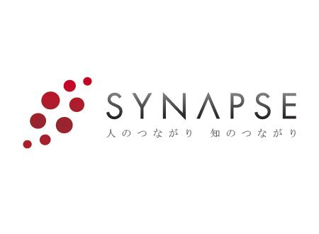 シナプス-SYNAPSE-神奈川県川崎市中原区にある経営コンサルタント会社のロゴマーク作成