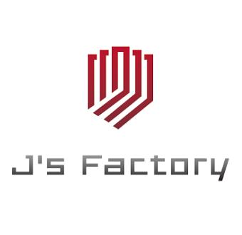 J'S FACTORY-東京都渋谷区のテレビ番組制作・ラジオ番組制作会社のロゴマーク作成-