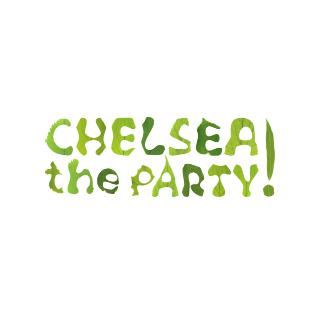 CHELSEA THE PARTY-神戸市中央区ハンター坂にあるカフェバー(Cafe&Bar)CHELSEA主催の音楽イベントのためのイベントロゴマーク作成