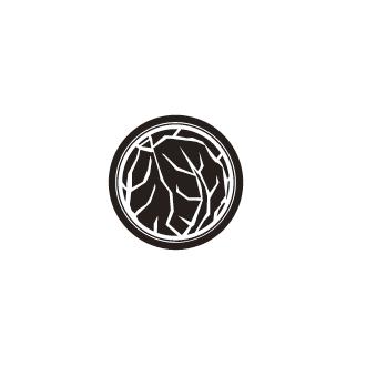 阿厨-AGURI-東京恵比寿にある鉄板焼野菜のロゴマーク作成