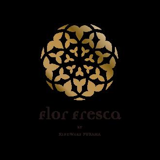 Flor Fresca-東京千代田区にあるヘルス&ケア関連商品の企画・製造・卸売り・販売、 介護サービスの会社のロゴマーク作成