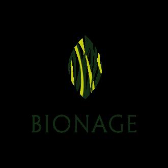 BIONAGE-東京にある美容の会社のロゴマーク作成