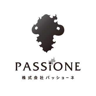 株式会社パッショーネ-G-PROJECTを展開する法人のロゴマーク作成
