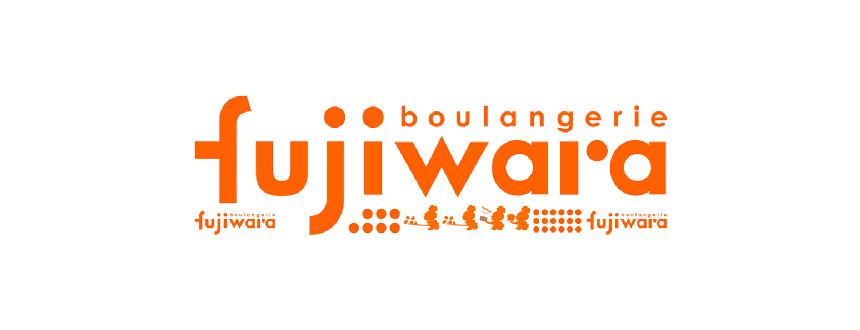BOURANGELIE FUJIWARA-兵庫県神戸市北区にあるパン屋さんのロゴマーク作成