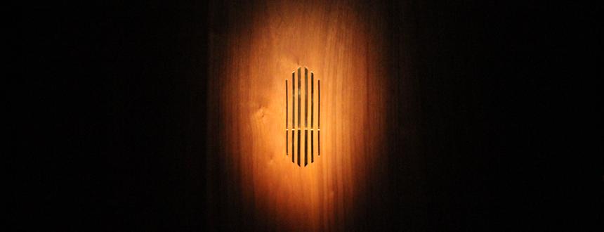 大阪心斎橋の隠れ家的bar  estのロゴマーク作成